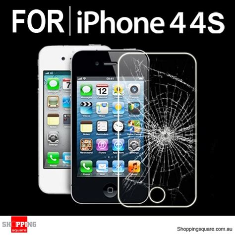 Tempered Glass Premium Iphone 4 4s Mirror Temperedglass Protector for iphone 4 4s premium real tempered glass screen protector shopping shopping