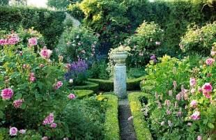 Formal Cottage Garden Ideas - a bit of nurture plenty of nature how to create your own edwardian garden daily mail online