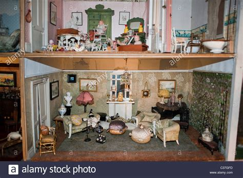 dolls house london london u k antique victorian doll house on display inside quot london stock photo