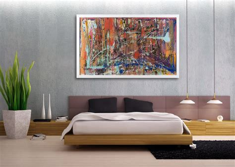 Oversized Wall Art | large abstract art extra large art wall art modern glass