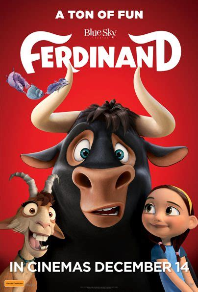 ferdinand coloring book based on animated by bluesky 2017 books get set to laugh out loud at this summer s funniest