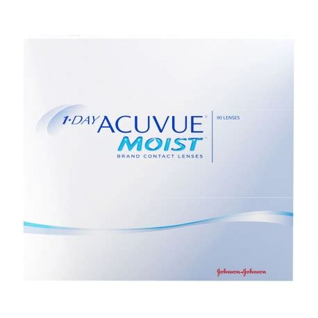 the cheapest acuvue 1 day moist (90 lenses) lenses!