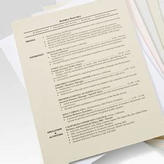 resume printing paper print cover letters on resume paper mfacourses887 web