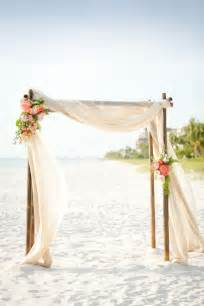 Wedding Arches For The Beach 35 Gorgeous Beach Themed Wedding Ideas Beautiful Jet Set And Wedding