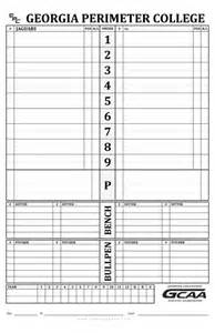 T Lineup Template by Lineup Cards Dugout Charts Custom Baseball And 2016 Car
