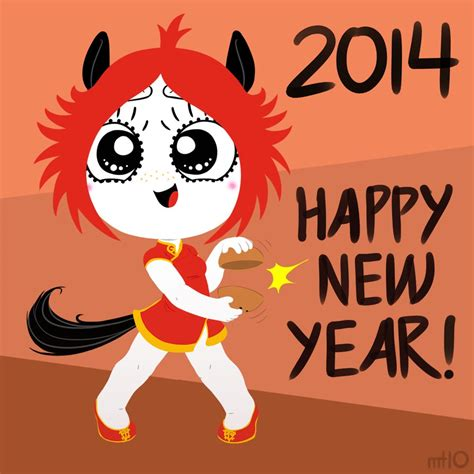 ruby s new year books ruby gloom new year 2014 by empty 10 on deviantart