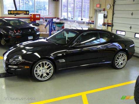 maserati coupe black 2006 nero black maserati coupe cambiocorsa 235502