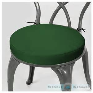 Round Patio Chair Cushions by Round Garden Chair Cushion Pad Only Waterproof Outdoor