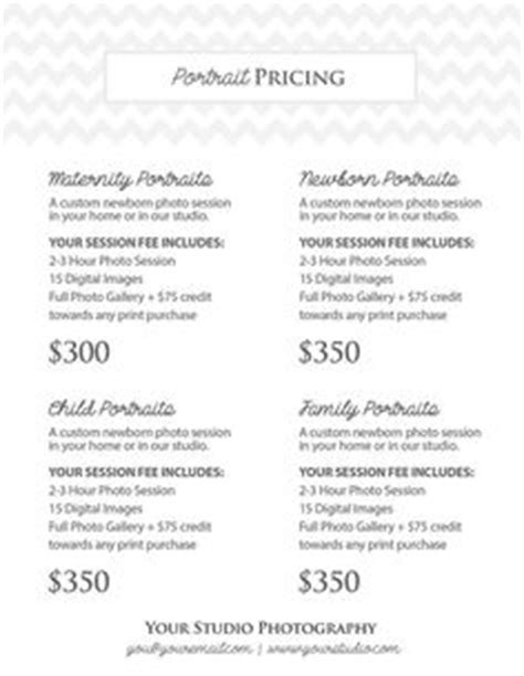 Print Release Templates Photo Marketing Copyright Agreement For Wedding Photographers Senior Portrait Pricing Guide Template