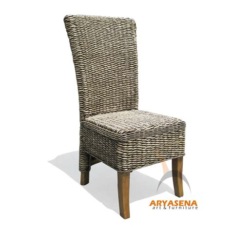 Banana Leaf Armchair by Tn Ch 03 Banana Dining Chair With Glaze Black