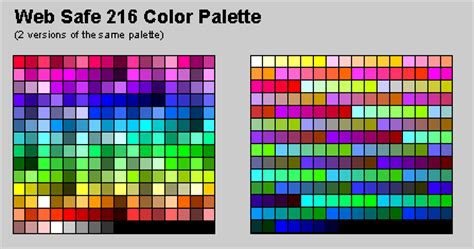 blaf guidelines color palette and color usage