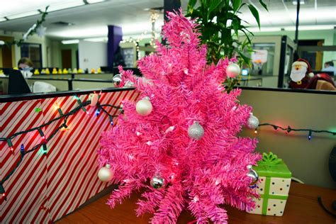 office christmas decorations ideas petal talk