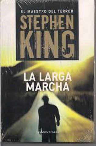 la larga marcha 8497930010 stephen king la larga marcha pdf gratis