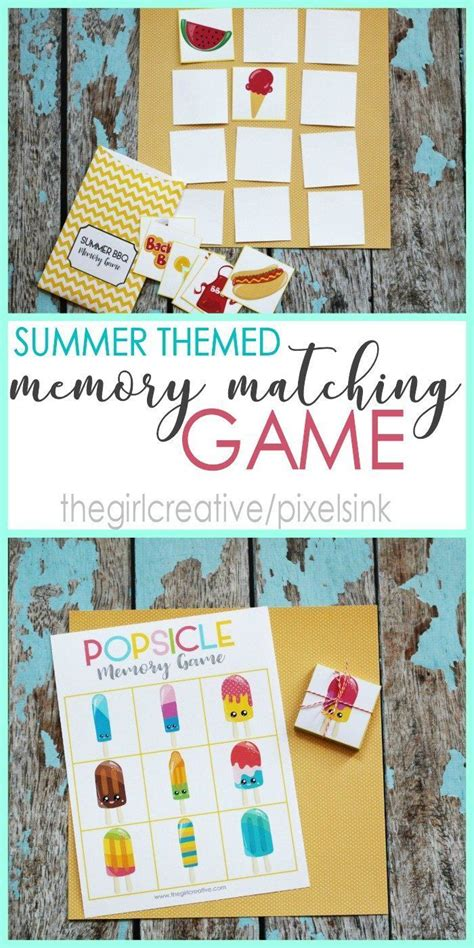 Summer Themed Games | 1440 best spring summer kids crafts activities images