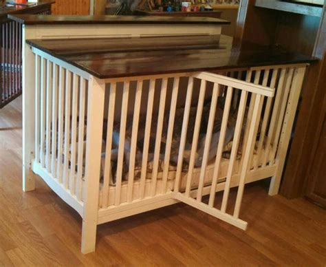 puppy crib best 25 crates ideas on crate diy kennel and crate furniture