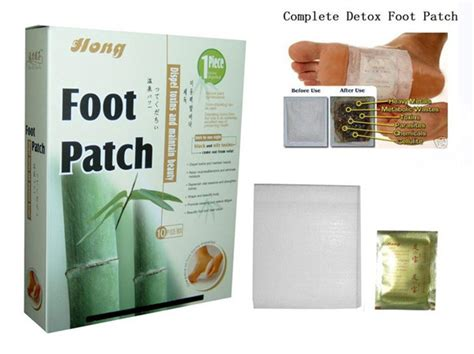 What Is A Detox Foot Patch by Detox Patch Foot