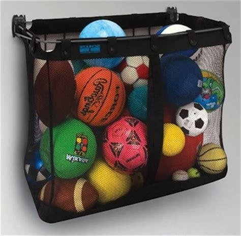 Garage Storage For Balls 28 Brilliant Garage Organization Ideas With Pictures