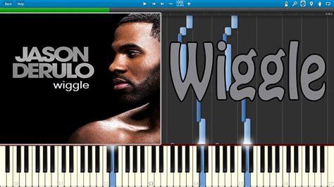 piano tutorial wiggle jason derulo ft snoop dogg wiggle quick riff piano