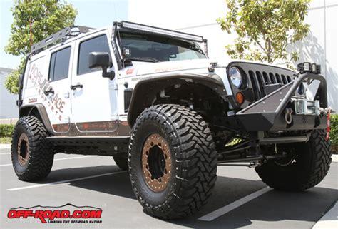 Jeep Jk Overland Build Shop Project Road Race Motorsports 2012 Jeep Wrangler
