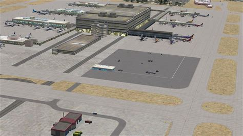 airport design editor update afcad file for kphx for fsx