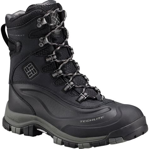 mens heated boots columbia bugaboot plus omni heat michelin boot s