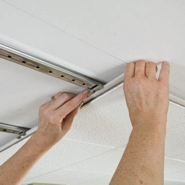 installing ceiling tiles installing ceiling tiles armstrong ceilings residential