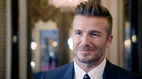 See Hear Beckham On Being A Prince by David Beckham Ndiye Mwana Soka Pekee Mstaafu Aliyeingiza