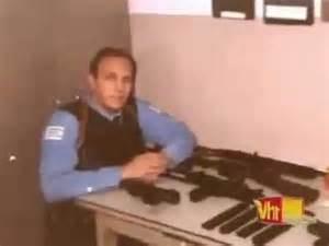 Steve With Hair 90s Steve Wilkos With Hair As A Policeman