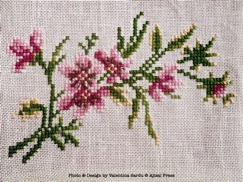 Cross Stitch Pattern Design Your Own   how to design your own cross stitch pattern ajisai press