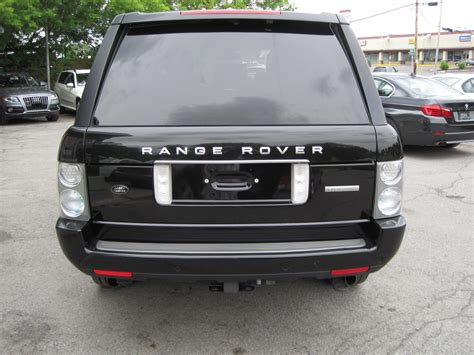 land rover albany 2009 land rover range rover supercharged stock 15085 for