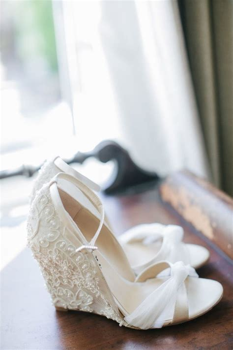 Bridal Wedges by 25 Best Ideas About Wedding Shoes On Wedding