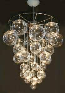 Glass Bubble Light Chandelier 22 Diy Bubble Chandelier 34 Diy Chandeliers To Light Up