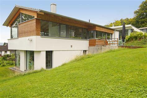 Haus Im Hang Bauen by G 252 Nstiges Und Hochwertiges Bauen Am Hang 187 Livvi De