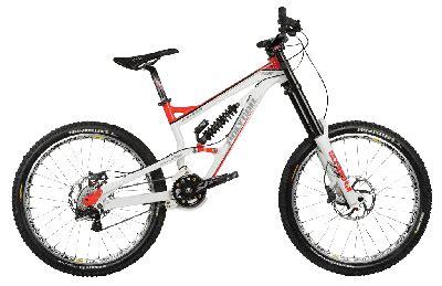 Polygon Collosus Dh 1 0 2012 mountain bike sepeda gunung