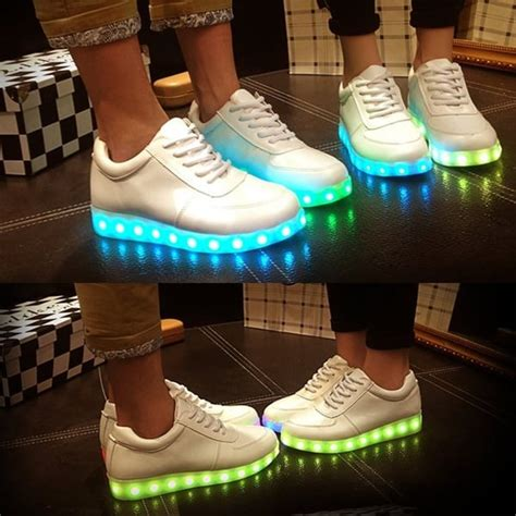 coodo light up shoes unicorn light up slippers apollobox