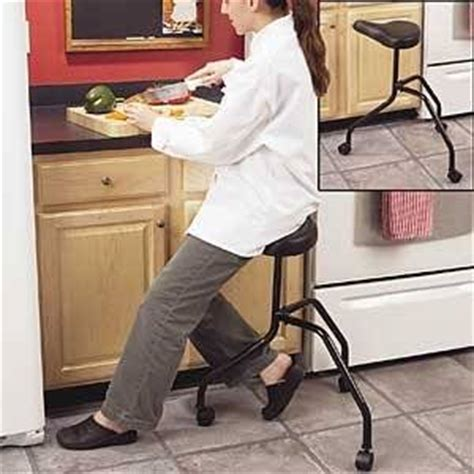 Kitchen Stool For Disabled by Roll About Stool Kitchen Dining