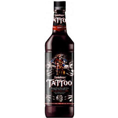 captain morgan tattoo review captain rum drinkhacker