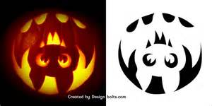 10 free printable scary pumpkin pumpkin stencils