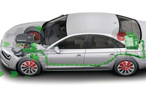how hybrid cars work how does a hybrid car work autobytel com