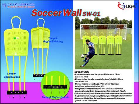 Boneka Bola Assorted Soccer Boneka Sepakbola Sw 01 Soccer Wall Cv Jaya Bersama