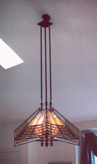Frank Lloyd Wright Chandelier Frank Lloyd Wright Inspired Butterfly Sumac Chandelier Custom Made At Reasonable Prices