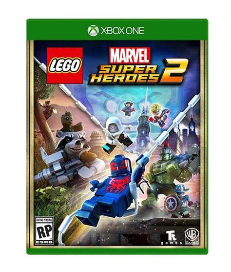 lego tutorial xbox lego marvel super heroes 2 deluxe xbox one em m 237 dia digital