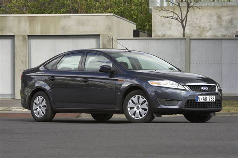 review ford mk mondeo
