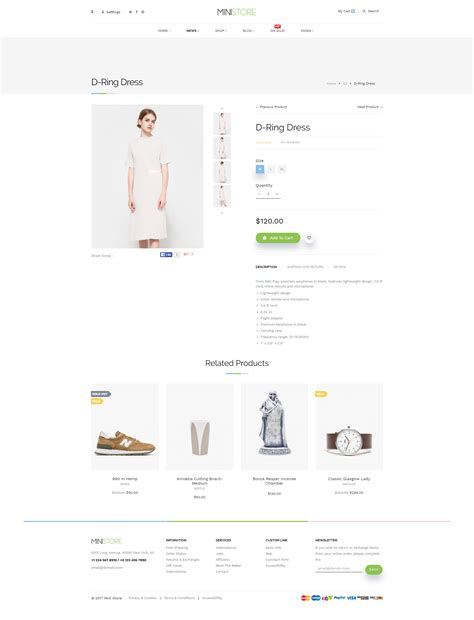 Shopify Multiple Themes | ministore multiple shopify theme by juno themes themeforest