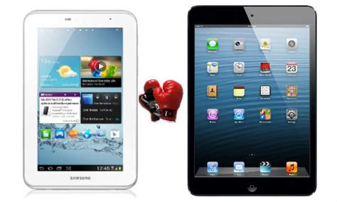 Tablet Samsung Mini galaxy tab 2 311 vs mini solve your confusion