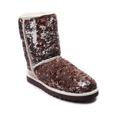 sparkle ugg boots womens ugg 174 classic sparkle boot