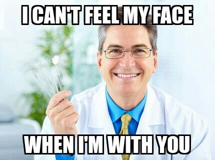 Oral Memes - dental meme oh so clever laugh lines pinterest dental meme and clever