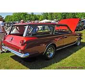 1964 Barracuda Wagon Custom Rear Right Picture