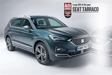 large suv   year  seat tarraco  car awards   winners auto express