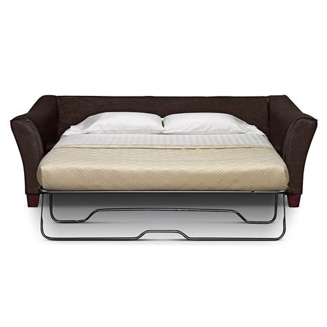 sleeper bed sofa tempurpedic sleeper sofa homesfeed